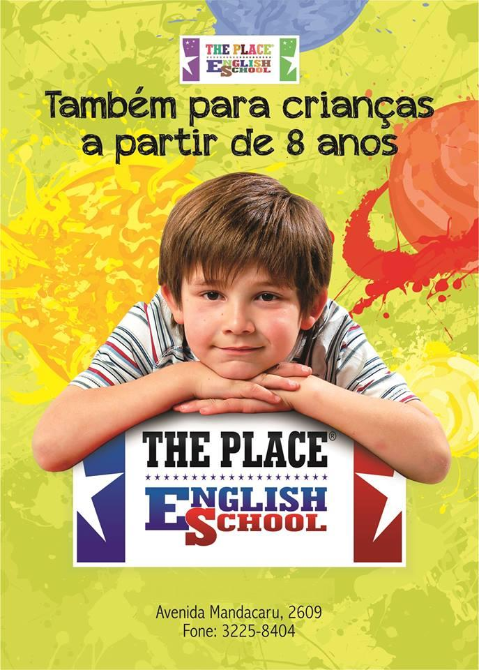 THE PLACE ENGLISH SCHOOL MANDACARU